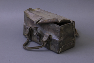 Tool bag; issued by the Ministry of Defence during...