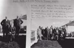 Photograph [Rev. Hoani Parata and friends, c.1922]; unknown photographer; c.1922; MT2011.185.341