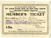 Membership Ticket, Freezing Works Union; Otago-Southland Freezing Works and Related Trades Industrial Union of Workers; 1919-1920; MT2015.2.1