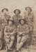 Photograph [Five World One Soldiers - Harold Prattley & Alf Turner] ; unknown photographer; 1914-1918; MT2017.17.2