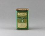 Tin; Rawleigh's Allspice; Rawleigh, W. T. Co. Ltd.; 1930-1980; MT2016.16.4