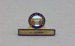 Badge, Mataura Borough Council; unknown maker; 1910s; MT2012.17.2