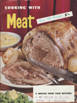 Cookery book, Cooking with Meat; L.McKelvie & Co Limited; 1966; MT2012.88.4
