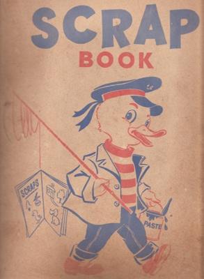 Scrapbook, Jock Maley; Maley, John (Jock); 1954-1976; MT2013.21.3