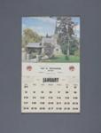 Calendar, Ian G. Buchanan, Mataura; Otago Daily Times; 1965; MT2012.107.3