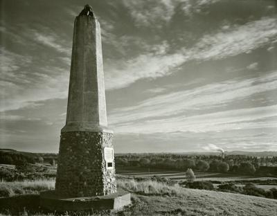 Black and white photograph of the Tuturau Māori W...