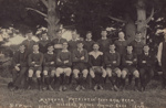 Photograph [Mataura Patriotic Football Team, 1915]; Southland Photo Co.; 21.04.1915; MT2017.9.4