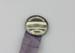 Badge [Mataura School 80th Jubilee]; unknown maker; 1955; MT2016.14