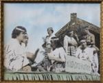 Photograph [Mataura Maori Club]; McCallum, J.; 1965-1975.; MT2011.185.424