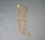 Stockings; Three Knots Hosiery; 1920-1930; MT2012.52.2