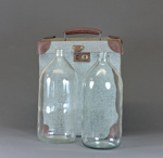 Flagon case; unknown maker; 1955-1965; MT2017.12