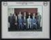 Photograph, framed [Mataura Borough Councillors, 1977-1980]; unknown photographer; 1977-1980; MT2000.166.3.19