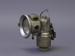 Lamp, Carbide Bicycle Lamp; Powell & Hanmer Ltd; 1910 circa; MT1994.113.2