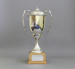 Trophy, Mataura Horticultural Society; unknown maker; 1960s; MT2012.86.5