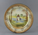 Plate, side; Royal Doulton; 1915; MT1993.72.3