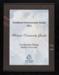 Certificate, Southland Environment Award. 2012 ; Environment Southland;  2012; MT2019.13.1