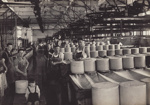 Photograph, 2 of 19, Mataura Dairy Factory Album [Cheese Processing Room]; unknown photographer; 1927; MT2012.139.2
