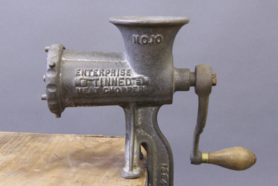 Mincer; Enterprise Manufacturing Co; 1880-1900; MT1993.82.9