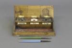 Inkstand; unknown maker; 1910-1920; MT1996.140.1