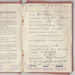 Book, Soldier's Service Book [Hugh Brown McConnell]; unknown maker; 1943; MT2015.21.14