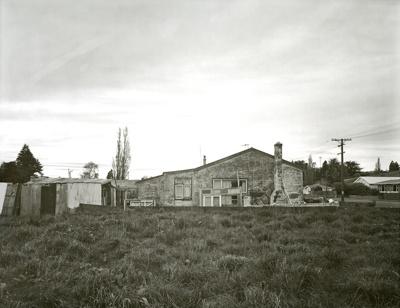 Corner of Kana and Clyde Streets, Mataura; Andrew Ross; 11.05.2014; MT2015.25.46