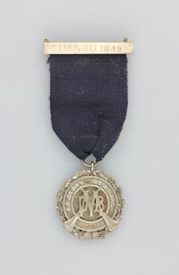 Medal; E.C. Derry Memorial medal awarded to Willia...