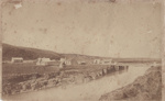 Photograph [Mataura in 1871]; unknown photographer; 1871; MT2011.185.132