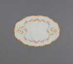 Tray cloth; McGowan, Elizabeth [Bessie]; 1900-1927; MT2014.8.4