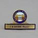 Badge, Mataura Borough Council; unknown maker; 1910s; MT1994.111.2