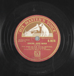 Gramophone Record; His Master's Voice; [?]; MT1996.133.2.1