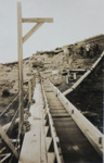 Photograph [Gold Mining, Waimumu Stream, 2 of 2]; unknown photographer; 1930; MT2017.22.7