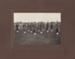 Photograph [Mataura Kilties Pipe Band]; unknown photographer; 1930-1950; MT2014.36.23