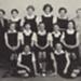 Photograph [Mataura Ladies' Hockey Team, 1954]; unknown photographer; 1954; MT2011.185.305