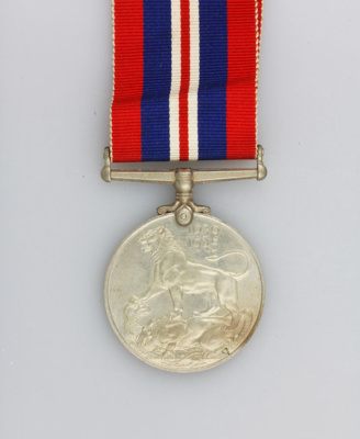 Medal; War Medal 1939-1945 awarded to Driver Hugh ...