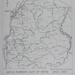 Map of Mataura Farm Locations [Showing Farmers East of the River, 1950-1970]; Department Survey and Land Information; 1990; MT2014.44.11