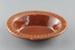 Dish, pie; unknown maker; 1920-1950; MT1993.73.2