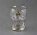 Glass, Souvenir Royal Visit 1953; unknown maker; 1953; MT2012.123.1