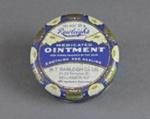 Tin; Rawleigh's Medicated Ointment; Rawleigh, W. T. Co. Ltd.; 1930-1980; MT2016.16.7