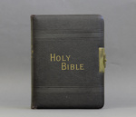 Bible [Mataura Masonic Lodge]; Oxford University Press; 1880-1909; MT1999.164