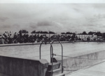 Photograph [Mataura Swimming Pool]; Bradley, James (Mr); 1950-1960; MT2011.185.210