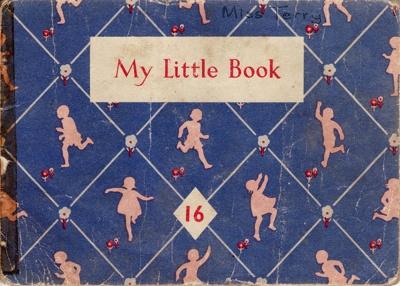 Book: My Little Book. A graded supplementary reade...