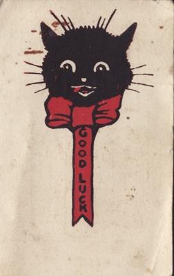 Card, calendar ; unknown maker; 1922; MT1994.108.1.i
