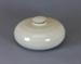 Hot water bottle; Temuka Potteries; 1920-1930; MT2016.7