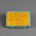 Tin; Rawleigh's Laxative Tablets; Rawleigh, W. T. Co. Ltd.; 1930-1980; Mt2016.16.9
