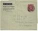 Letter, Aubrey Ledden (England) to Stanley White (New Zealand); Ledden, Aubrey; 17.08.2013; MT2013.12.10