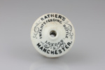 Mather's Infants Feeding Bottle Top; William Mather; 1870-1890; MT2017.16