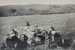 Photograph [Two Fordson Tractors Sweeping Hay]; unknown photographer; 1930; MT2017.22.2