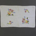 Tray Cloths; unknown maker; 1940s - 1950s; MT2012.27.3