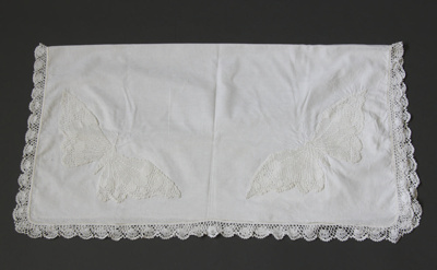 Table Cloth; unknown maker; 1920-1940; MT1993.62.2