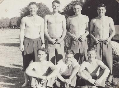 Photograph [Mataura Paper Mill Social Club, Picnic]; unknown photographer; 1954; MT2011.185.49